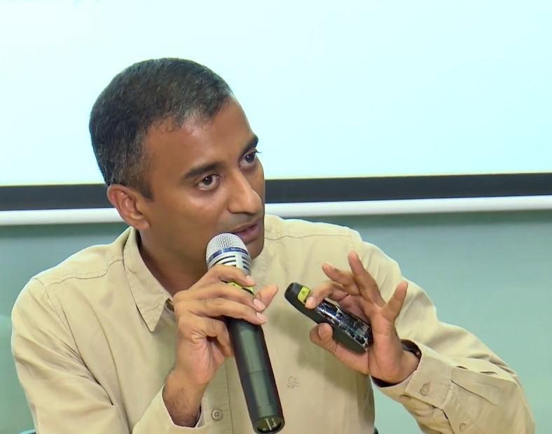 Mr Sudhir Krishnaswamy