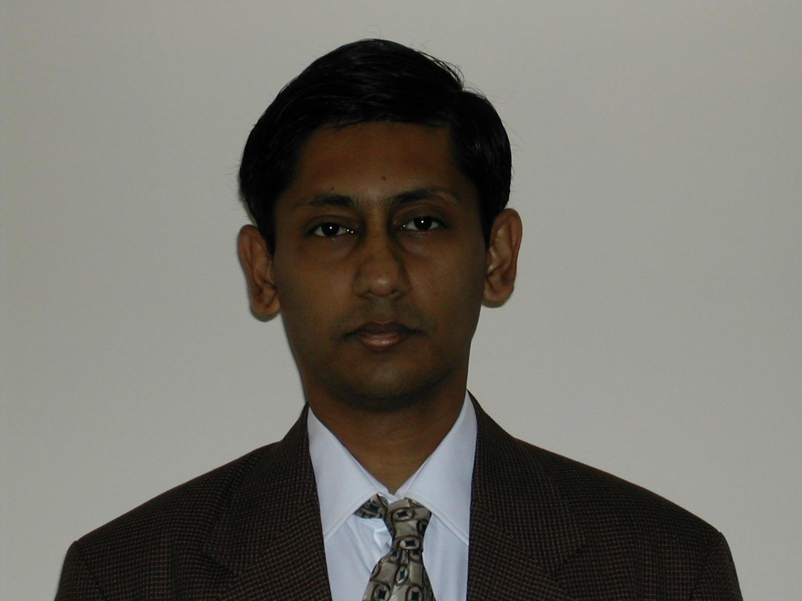 Mr Ramesh Venkatesan